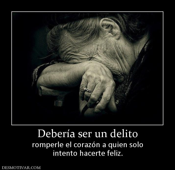 Mujer llorando de amor