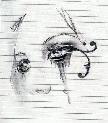 Mujer llorando de tristeza