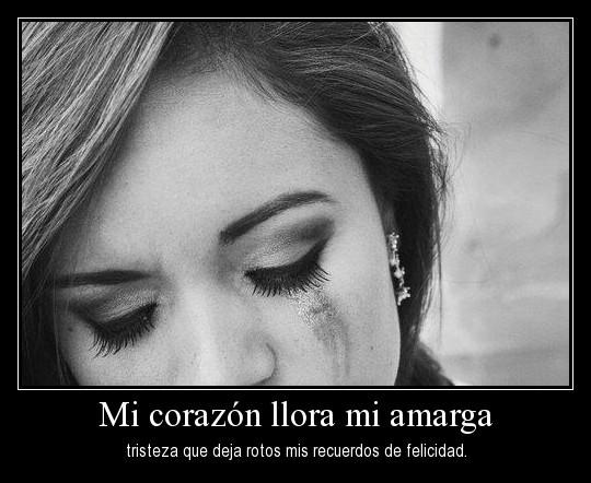 Corazón que llora