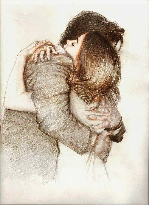 Un fuerte abrazo