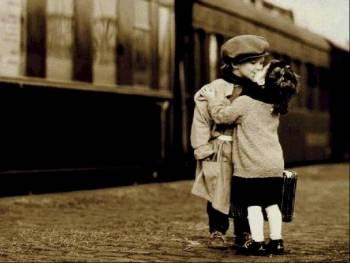 Un beso eterno